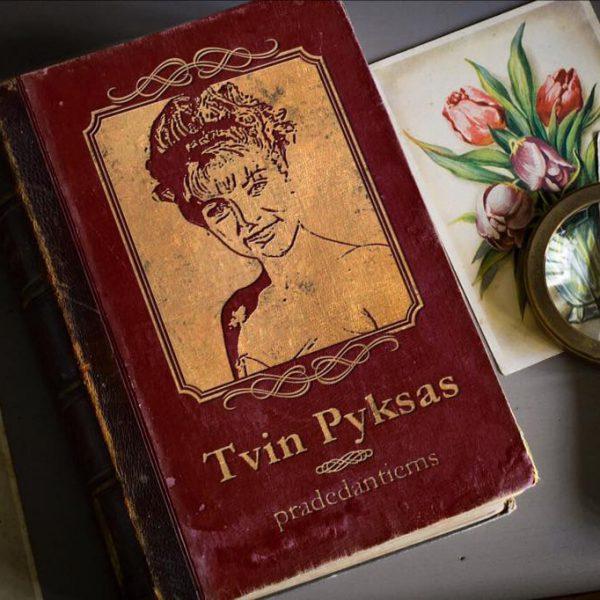 """""""Tvin Pyksas"""", tele-vizija ir sapnų karai: rašomos knygos pristatymas"""