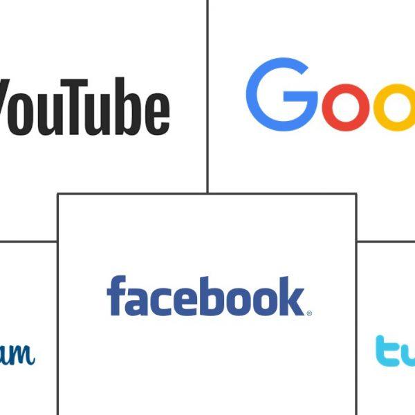 """Kokių interesų Baltijos šalyse turi """"Google"""" ir """"Facebook""""?"""