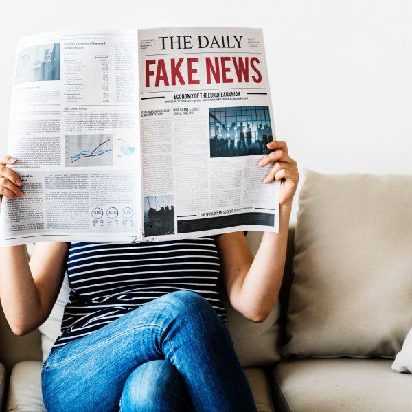 """Virtualios """"Newseum"""" paskaitos apie kovą su dezinformacija"""